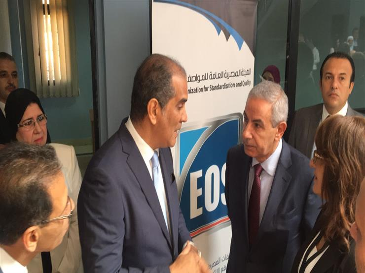 أفتح السيد المهندس طارق قابيلوزير التجارةوالصناعة، أولمجمع لخدمات المصدرينبمدينة السادس من أكتوبر يتضمن مكتب للهيئة المصرية العامة لمواصفات والجودة