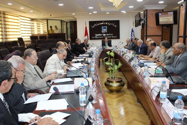 عقد مجلس إدارة الهيئة إجتماعه رقم 316
